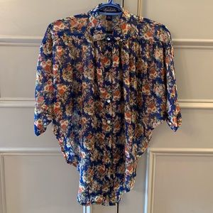 Sheer Blouse from Mendocino